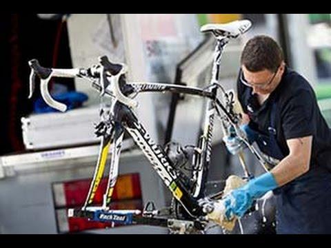 Как сделать из горного велосипеда шоссейный велосипед