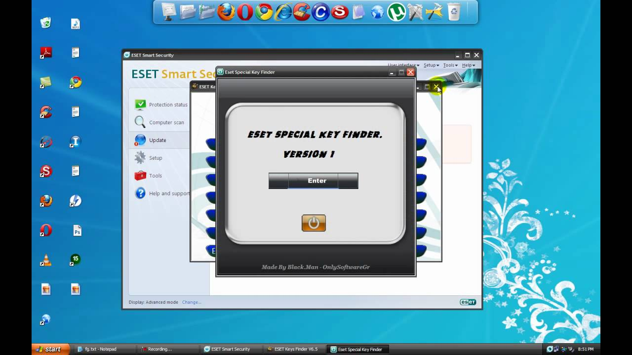 Eset keys finder v6.5 grande mae