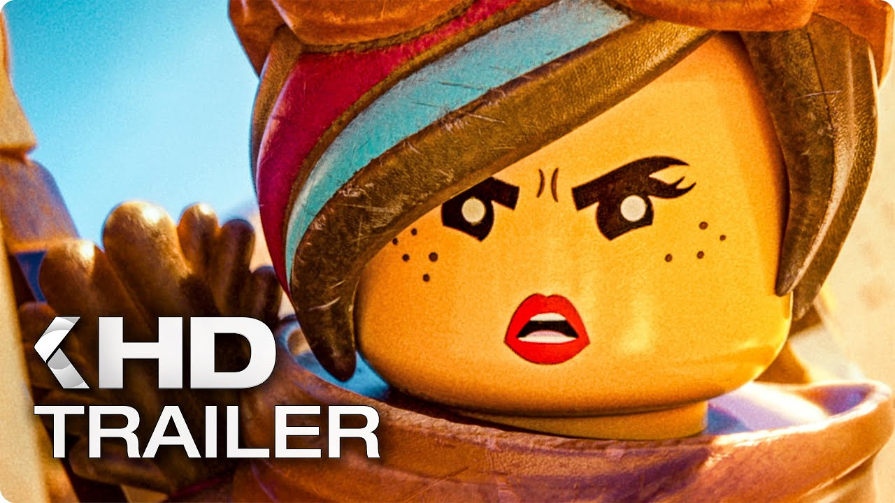 Download THE LEGO MOVIE 2 Trailer German Deutsch (2019)