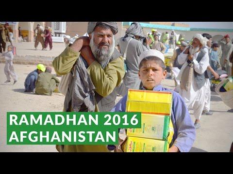 Ramadhan Feedback 2016 Afghanistan