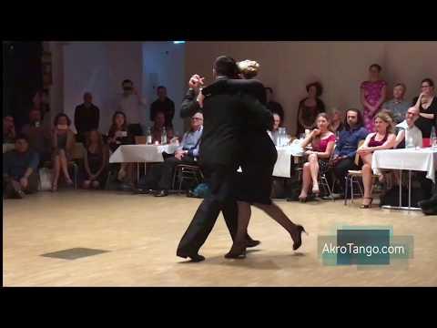 2019 Muc - Tango Weltmeister 2018 - Carla Rossi & Jose Luis Salvo (3/4)