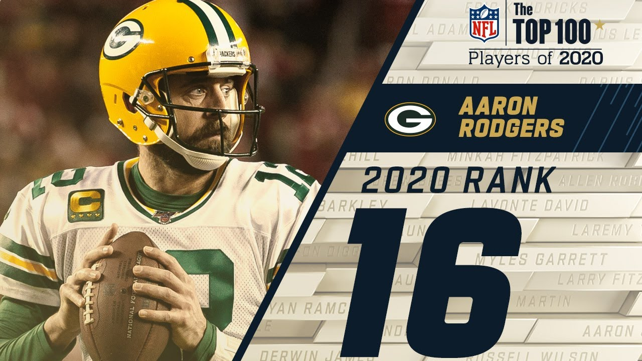 NFL Top 100 players of 2021: Two Green Bay Packers make the list ...