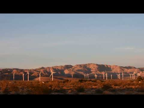 Ocotillo Wind - Pattern Energy 1/18/2018 Wind at 1 mph