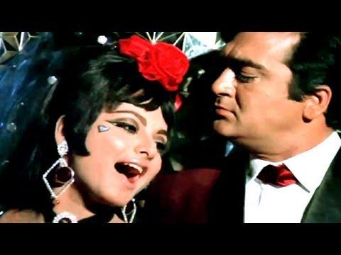 Kisne Yahan Kiska Jaana - Asha Bhosle, Rekha, Zameen Aasman Song