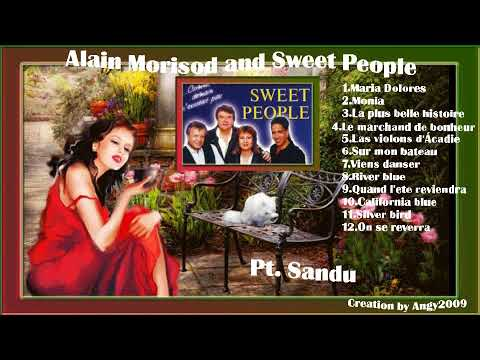 Greatest Love Songs  - Alain Morisod and Sweet People