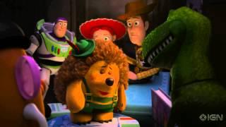 Toy Story of TERROR - Dark and Stormy Night