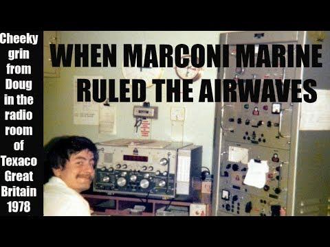 radio city - Marconi Marine Radio Officer Douglas Zeeman still shipshape