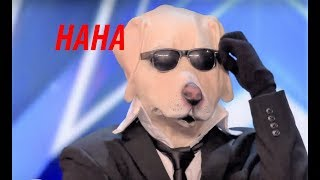 Top 10 FUNNY Auditions Britan\'s Got Talent 2017