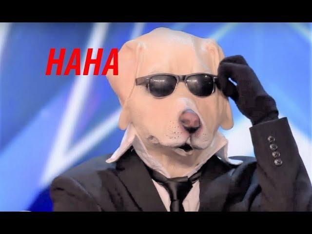 Top 10 FUNNY Auditions Britans Got Talent 2017