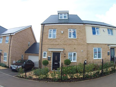 Kier Living  - The Palmerston @ Tall Trees, Potton, Bedfordshire by Showhomesonline