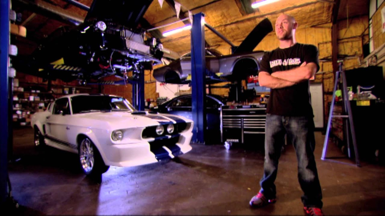 Meet Tony from Discovery Channel's Street Outlaws - YouTube