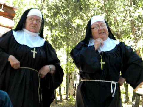 Twin Nuns (The 5 constipated men of the bible)