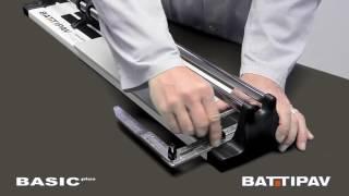 плиткорез Nuova Battipav EXPERT 500 обзор