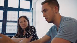 Erik-Logan Hughes (Masters in Urban Planning) interns with Adelphi through MIT-Germany thumbnail