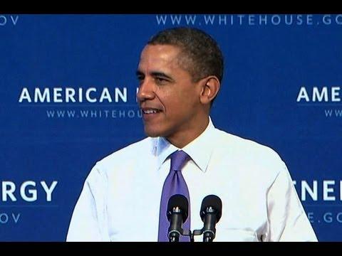 President Obama Speaks on American Energy