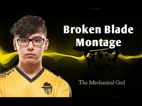 Broken Blade Montage | The Mechanical God