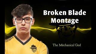 Broken Blade Montage   The Mechanical God