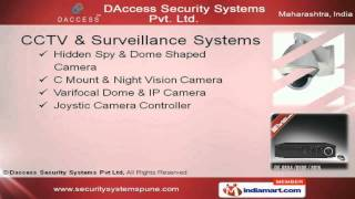 Gambar cover CCTV And Surveillance System  by Daccess Security Systems Pvt. Ltd, Pune