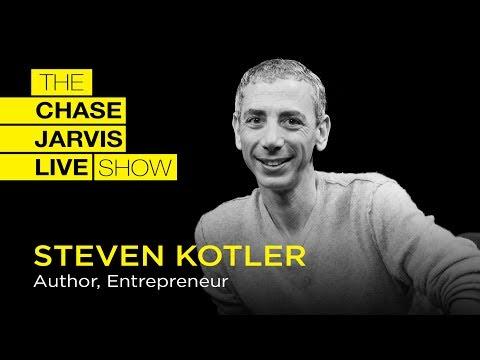 The Formula For Peak Performance w/ Steven Kotler | Chase Jarvis LIVE