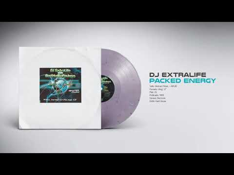DJ EXTRALIFE - Packed Energy [Abstract Music] (1999) HQ