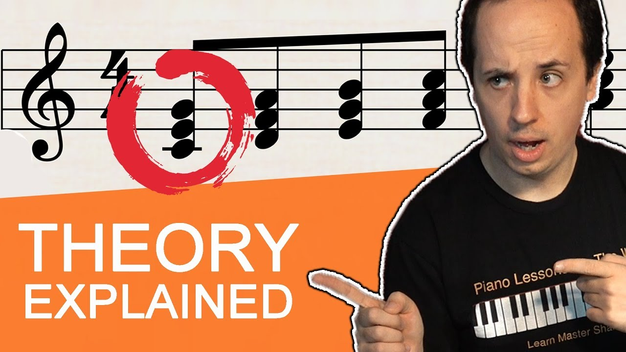 Everything Beginners Need To Know About Music Theory Youtube