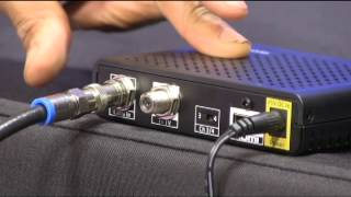 Cable TV of East Alabama: Connecting Your DTA Box Via Coaxial Cable Cord