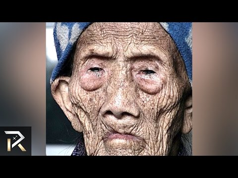 Thumbnail: The Oldest Humans to Ever Live