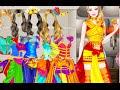 Barbie Dress Games for Children   Barbie Frozen Elsa Dress Up Games 2016