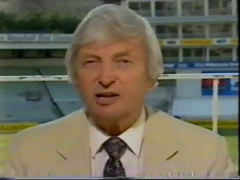 Richie Benaud 1993 Ashes Cricket Special