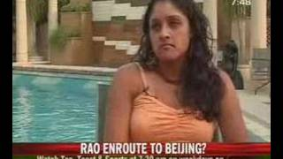 Sunitha Rao  NDTV Interview