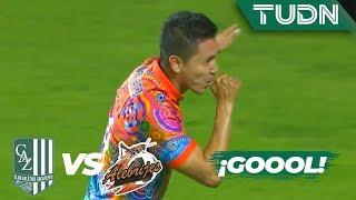 ¡Ledesma hace el segundo!   Zacatepec 0 - 2 Alebrijes   Ascenso MX - AP 19 Final ida   TUDN