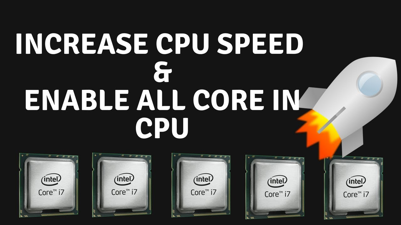 why have cpu speeds stopped increasing