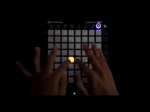 Aero Chord & Klaypex-Be Free (Launchpad Pro Cover)