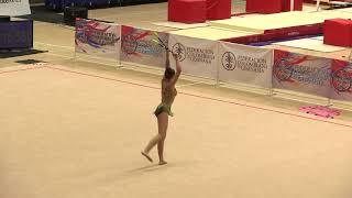 Elizabeth Kapitonova - Clubs - Team/AA - 2018 Pacific Rim Championships