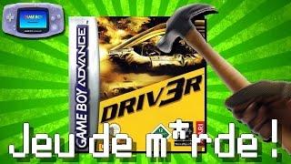 [FR] Test délire : Driver 3 GBA - 1080p