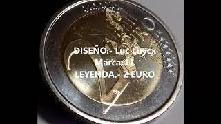 2 euro luxemburgo 2006 (euros escasos)