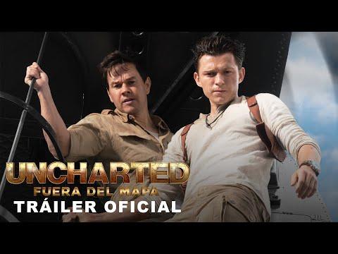 UNCHARTED: Fuera del mapa   Trailer Oficial subtitulado (HD)