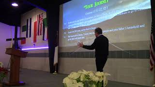 """Your Journey"" (Genesis 11:31-32, 12:1) John Elleson 2-18-2018"
