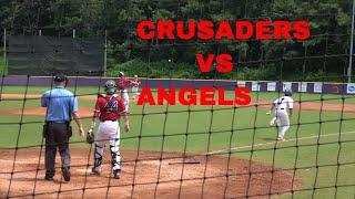 Crusaders Baseball Club 15u vs Smartense Angels at Perfect Game Cartersville Georgia