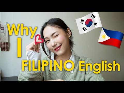 Why I Love the Filipino English Accent