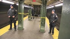 Man dies after falling onto subway tracks during dispute in NYC