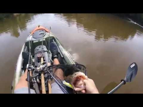 KBF October Regional Qualifier: Day 1- Eno River, Durham NC