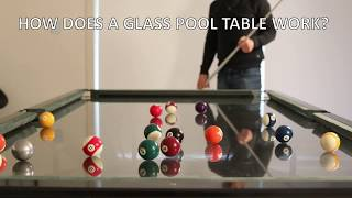 How Does a Glass Top Pool Table Work - FAQ