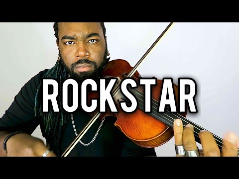 rockstar - (Post Malone) Violin Cover | DSharp