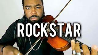 Download rockstar - (Post Malone) Violin Cover | DSharp Mp3 and Videos