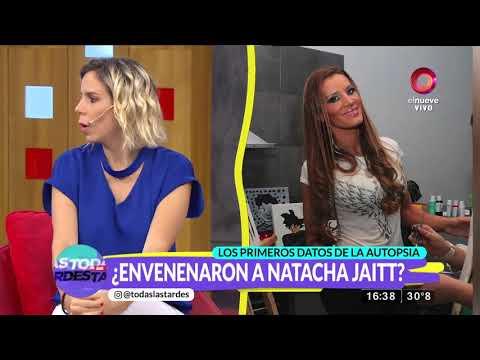 ¿Natacha Jaitt fue envenenada?