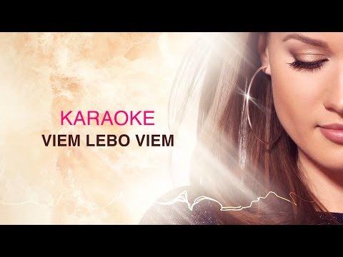 Kristína - Viem lebo viem (Karaoke Version)