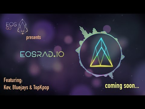 EOSRad.io 22 - L2 Exchange, Atidium.io, & Thomas Cox