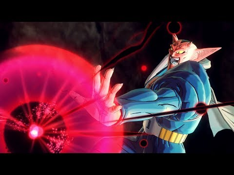 Dragon Ball Xenoverse 2 NEW DLC Pack 5 and Nintendo Switch English Launch Trailer