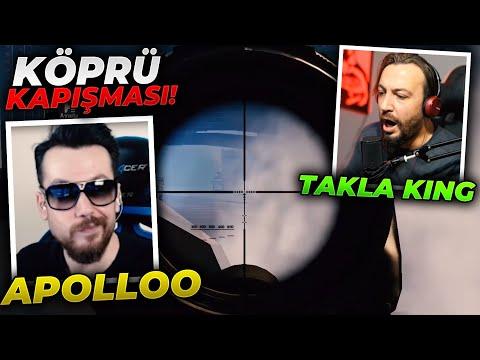 APOLLOO VS TAKLA KİNG 1VS1 Pubg Mobile